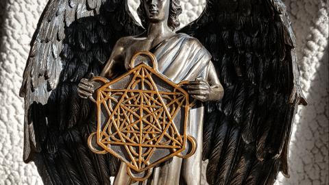 Metatrón: el señor de los ángeles