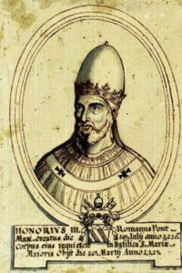 El Grimorio del Papa Honorio III