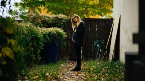 El calzado ideal durante el embarazo